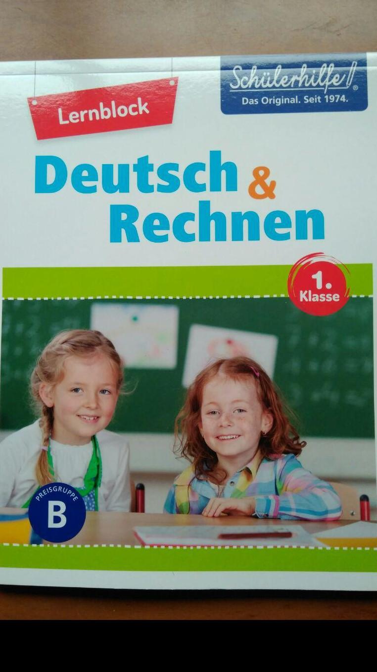 Deutsch & Rechnen (1 Klasse)