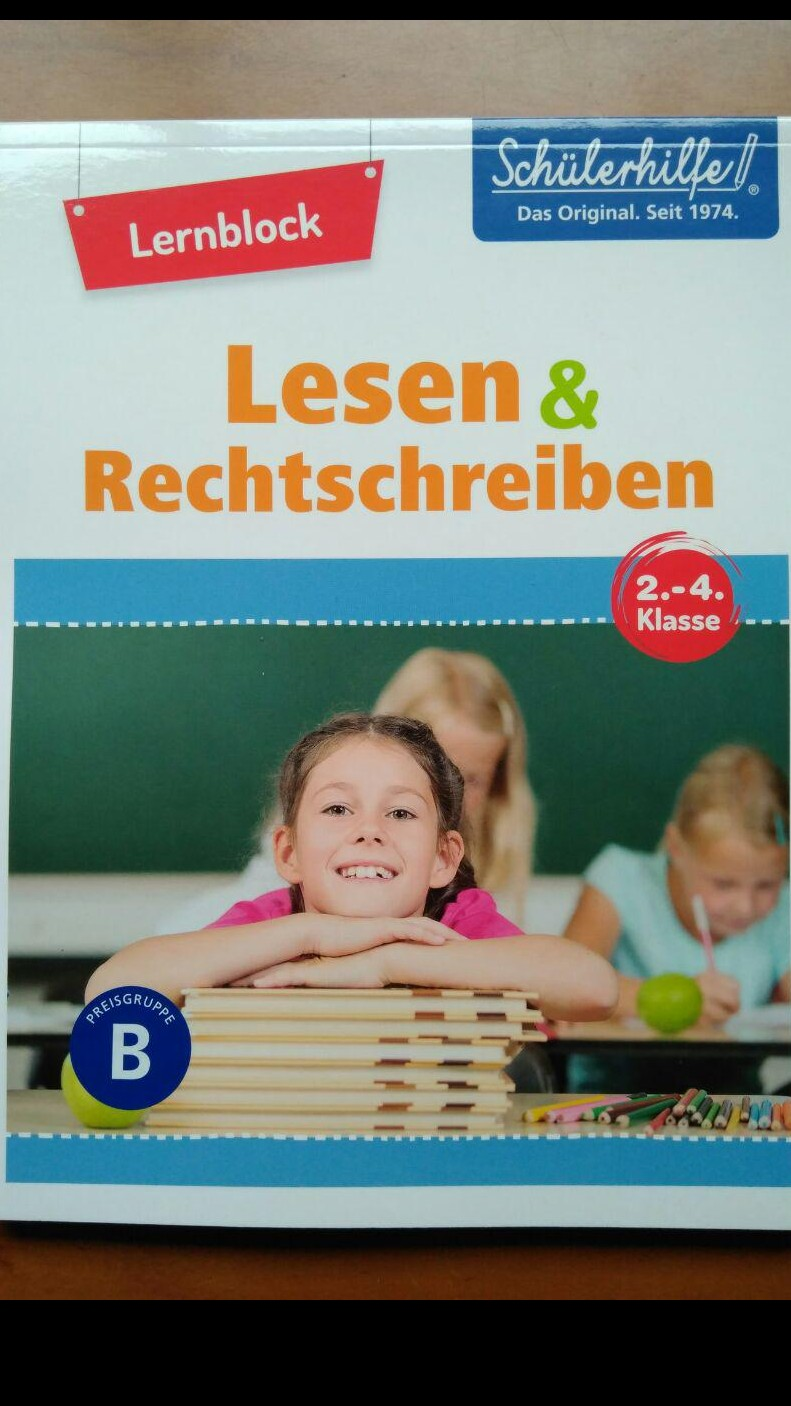 Lesen & Rechtschreiben (2-4 Klasse)